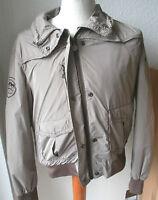 Cavallo Damen Jacke,braun beige karo,  Gr. 42, Modell Rebecka