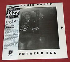 ARCHIE SHEPP LP FREEDOM FRANCE MONTREUX ONE NEUF SCELLE