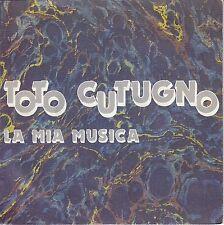 """45 T SP TOTO CUGNO """"LA MIA MUSICA"""""""