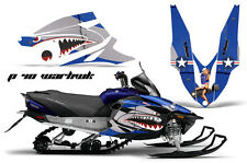 Snowmobile Graphics Kit Decal Sticker Wrap For Yamaha Vector RS 12-16 WARHAWK U