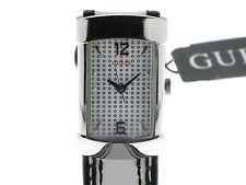 GUESS TREND quarzo lady acciaio cinturino pelle bianco/nero referenza 55110L1