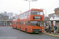 London Transport M297 Golders Green 1982 Bus Photo