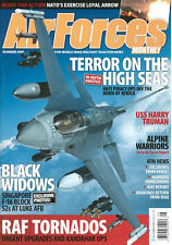 AIR FORCES MONTHLY 9/09 USN CVN-75 CVW-3 / SWISS AF / RAF JF HARRIER AFGHANISTAN
