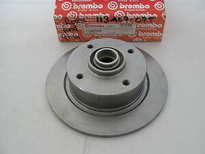 NEW BREMBO 113 407 075 DISC BRAKE ROTOR For VOLKSWAGEN 1966-1978