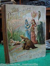 THE DORE BIBLE GALLERY 1892 Gustave Dore 100 Illustrations Hurst & Company RARE!