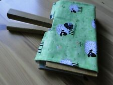 hand carders Cover carding spinning weaving fiber combs combing Cute sheep