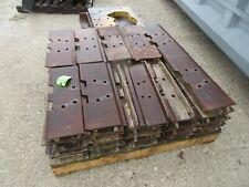 "Caterpillar D6R H T John Deere 850J K LT k 24"" track pads 40x2 80 Dozer clipped"
