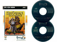SHOGUN TOTAL WAR WARLORD EDITION. EXCELLENT STRATEGY/WARGAME FOR THE PC!!