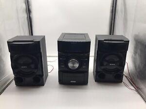 Sony HCD-EC69i Hi-Fi Stereo CD Player AM/FM iPod Dock Speaker System