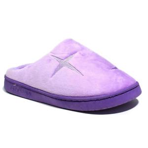 Women's Soft Sole Star Mule Closed Toe Slippers