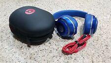 Apple's Beats by Dre Studio 2.0 Headband Headphones -Blue color !!!!!