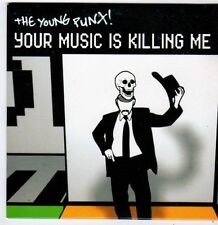(FI441) The Young Punx!, Your Music Is Killing Me - 2007 DJ CD