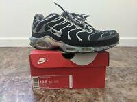 Nike Air Max Plus San Antonio Spurs Size 10.5852630-010 Black/Grey