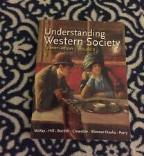 Understanding Western Society Vol. 2 : A Brief History - From the Age of...