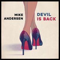 MIKE ANDERSEN - DEVIL IS BACK (LP)   VINYL LP NEW!