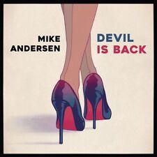 MIKE ANDERSEN - DEVIL IS BACK (LP)   VINYL LP NEU