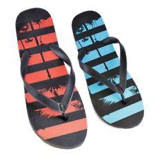 Unbranded Striped Rubber Upper Shoes for Men
