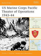 US Marine Corps Pacific Theater of Operations 1943-44 (Battle Orders) (v. 2)