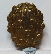 WW1 Women's auxiliary army corps cap badge good quality reproduction