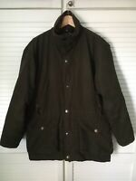 """Sherwood Forest Gadwall Shooting Fishing Jacket Moss Green Size M 38""""/40"""" Chest"""