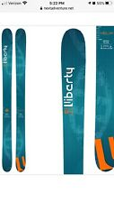Liberty Helix 148 Youth skis with K2 poles