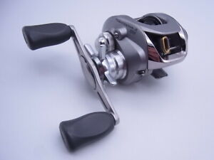 Team Daiwa TD-Z 105H 6.3:1 Gear Right Handle Bait Casting Reel Very Good+