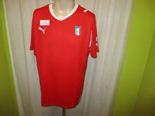 """Italien """"FIGC"""" Nr.673 Original Puma Super Classe Cup Trikot 2008-2009 Gr.L Neu"""