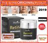 Face Cream Retinol 2.5% Moisturizer Vitamin E Collagen Retin Anti Aging Wrinkles