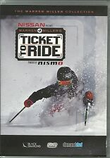 WARREN MILLER'S TICKET TO RIDE DVD - WINTER SPORTS - SKIING