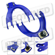 BLUE CIVIC CRX INTEGRA EF DA US/JDM FRONT UPPER ARM REAR CAMBER KIT ADJUSTABLE