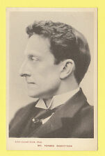 ACTOR - DAVIDSON BROS. POSTCARD - ACTOR - MR.  FORBES  ROBERTSON  - C 1900-10