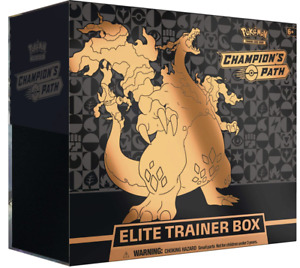 Pokemon TCG Champions Path Elite Trainer Box IN STOCK