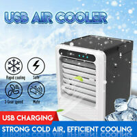 Evaporative Portable Air Conditioner Cooler Fan Humidifier Cooling Cool Mini Car