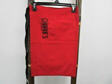 TV Show Neighbours Collectable memorabilia Charlie's at Lassiters Apron Red