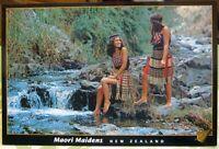 New Zealand Maori Maidens - unposted