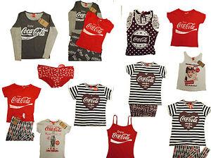 Primark Coca Cola pyjama sets & seperates BNWT all sizes free UK postage