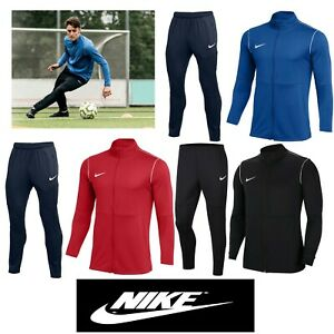NIKE Mens Tracksuit Jacket Pant Top Trouser Dry Fit Bottoms Sports all Sizes