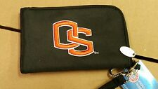 Oregon State Beavers ID Wallet Wristlet Cell Phone Case Charm 14 Purse