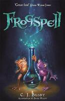 C. J. Busby, Frogspell, Very Good Book
