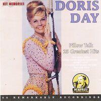 "DORIS DAY ""Pillow Talk - 25 Greatest Hits"" CD NEW & OVP 2003"