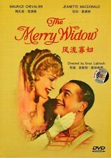 "New DVD  "" The Merry Widow "" Maurice Chevalier, Jeanette MacDonald"