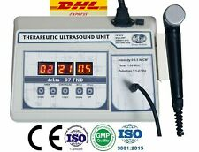 Therapeutic Ultrasound devices 1 Mhz frequency deep heat treatment therapy unit@