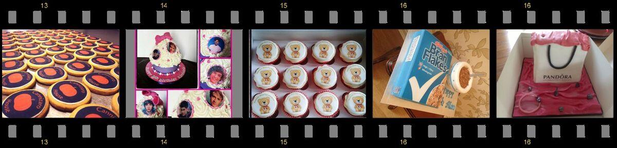 Cupcakeoclock