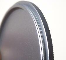 Metal Screw-in Lens / Filter Front Cap 52 mm Silver Color MC-52(S)
