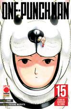manga ONE PUNCH-MAN N. 15 - nuovo panini planet manga italiano