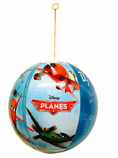 DISNEY Planes megaball. 30cm GONFIABILE PALLA CON CAMPANA, associata a fascia elastica