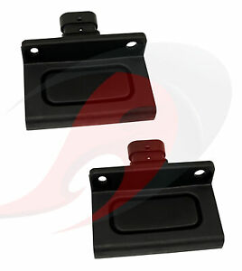 2005-2013 Chevrolet C6 Corvette GM Exterior Door Release Switch Set 22751230
