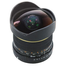 Dorr 8mm Fisheye Wide Angle Lens Canon Fit 361005, London