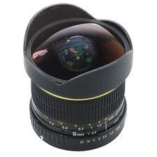 Dorr 8mm Fisheye Wide Angle Lens Canon Fit, London