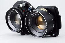 [EX++] Mamiya Sekor 80mm F/3.7 for C220 TLR Camera Lens from Japan